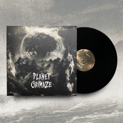 Planet Grimaze Vinyl + Digital Download Code