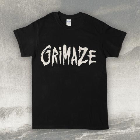 Grimaze Male Logo T-shirt Black